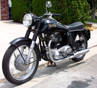1956 Norton Dominator