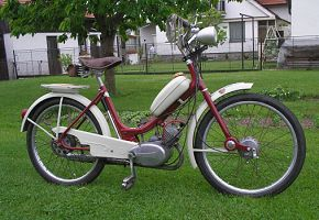 Moped Stadion S11